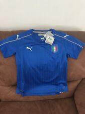 Puma Italia  Soccer/futbol Jersey/shirt NWT Size XL Womens