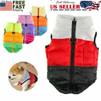 Cat Dog Coat Jacket  Clothes Winter Apparel Clothing Puppy Costume  Pet Supplies