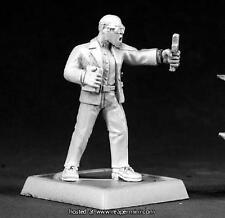 Reaper Miniature Dark Haven Legend Father Thomas Vicar RPR 50081