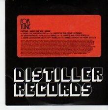 (BU235) Fortune, Under The Sun / Gimme - DJ CD