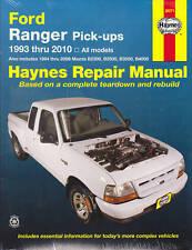 1993-2010 Haynes Ford Ranger Pick-Ups Repair Manual