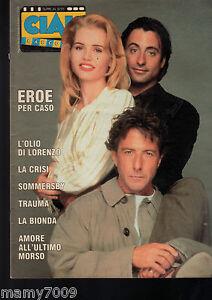 CIAK RACCONTA=SUPPL. N.5/1993=EROE PER CASO=SOMMERSBY=TRAUMA=LA BIONDA