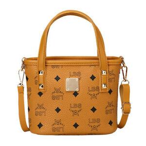 Women Designer Shoulder Bag Mini Handbag Office Ladies Bags PU