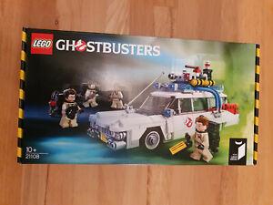 LEGO Ideas Ghostbusters Ecto-1 (21108), neu, in top Zustand und org. versiegelt!