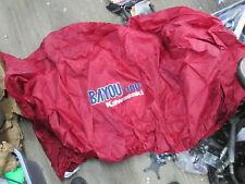 Vintage NOS Kawasaki Bayou 300 ATV Red Weather Cover Protector 090-KLF-3008-RED