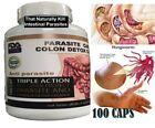 Parasite Cleanse DETOX Liver Colon Yeast Blood KILL Killer vital 100 cap cure XL