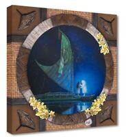 Disney Fine Art Treasures On Canvas Collection Grandma's Embrace- Klette- Moana