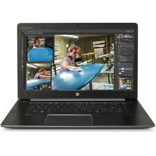 """HP ZBook Studio 15 - i7-Quad-Core - 15.6"""" UHD 3480 X 2160  - 512GB SSD - M1000M"""