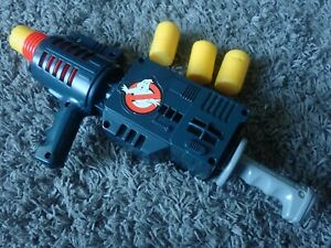 Vintage 1980's The Real Ghostbusters Ghost Popper 1984 Working Used Played With
