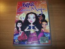 DVD-BRATZ-GENIE MAGIC-STARDUST ANIMATIONMGA-2006-YASMIN, CLOE, SASHA E JADE