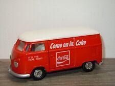 VW Volkswagen T1 Delivery Van Coca Cola - Tomica Dandy F23 Japan 1:43 *33903