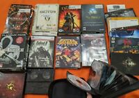 MATURE VIDEO GAME LOT w/ 58 WINDOWS PC GAMES (Lot#312)