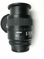 Nikon 60mm F2.8 AF D macro FX lens