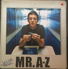 JASON MRAZ MR .A-Z  CD. Brand New & Sealed