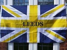 Leeds United Flag 5 X 3 Feet