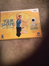 Your Shape Featuring Jenny McCarthy  (Nintendo Wii, 2009)