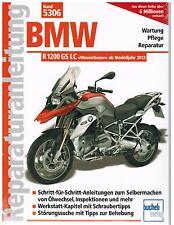 """Book Repair Manual BMW R 1200 GS LC """" Water Boxer from Built 2013 Tape 5306"""
