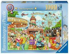 Ravensburger 1000 Piece Jigsaw 13990 The Fairground