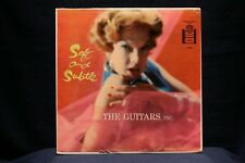 GUITARS INC:Soft and Subtle:Easy Space Jazz Pop on MONO Nr Mt Warner Vinyl LP