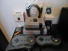 Console Complète : Recalbox / Raspberry 3B - plug and play 64 go.