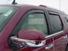 Cadillac Escalade 2007-2014 Wind deflectors In-Channel