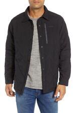 NWOT PATAGONIA Men's Tough Puff Shirt Jacket In Black Size XXL