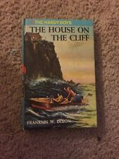 1959 Rare Book The House on the Cliff  - The Hardy Boys Stories - #2