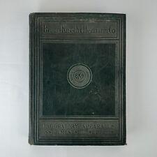 1934 BRAUN KNECHT HEIMANN CO CATALOG No 34 Metallurgy Oil Chemistry Biology