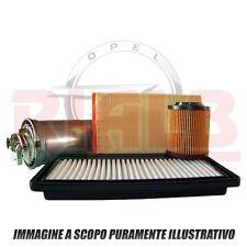 Kit 3 Filtri Bosch ( Abitacolo Aria Olio ) per Opel Zafira B 1.6 CNG - 69 kw