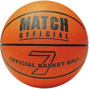 Match Surface All Surface Basketball Rubber Outdoor Ball Size 7 Basket Ball