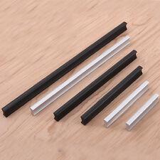 Möbelknopf Möbelgriffe Schrankgriff Schubladengriff Stangengriff Aluminium