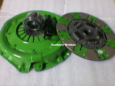 Commodore CLUTCH KIT Stage 2 VG VN VP VR VS V6 Heavy Duty  Cushion Button PERF