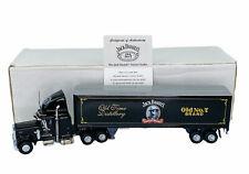 1999 Matchbox Jack Daniels Old No.7 Semi Tractor Trailer 1:58 Original Box COA