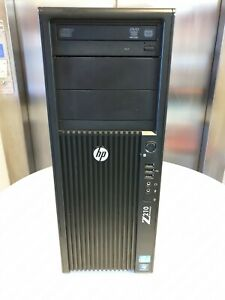 HP Z210 Tower PC Corei5-2400CPU3.10GHz 8GB 250GB HDD Quadro NVIDIA 400 WIN 10Pro