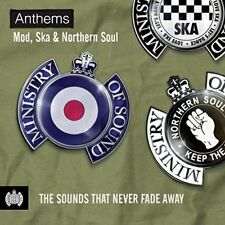 MoS Anthems: Mod Ska - Ministry Of Sound 3CD