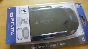 """Hori Face Cover Case SLEH-00220 only for """"Fat"""" PlayStation PS Vita PCH-1000"""