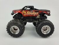 Hot Wheels The Broker Monster Jam Truck 1:64 Diecast Truck Toy