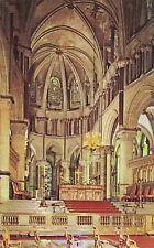 PICTURE POSTCARD: HIGH ALTAR AND TRINITY CHAPEL, CANTERBURY CATHEDRAL, KENT
