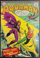 AQUAMAN #29 1966 FN MINUS COUPON OUT OFF WHITE-WHITE KEY BOOK 1ST OCEAN MASTER