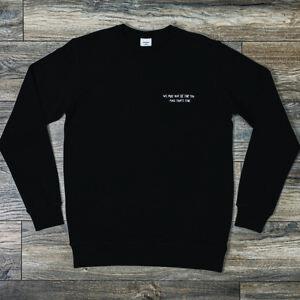 Scroobius Pip Official Merch Sweatshirt Large Black Brand New L SDR Dan Le Sac