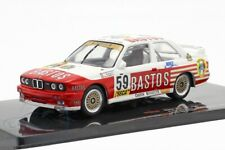 IXO MODELS 1:43  GTM129  1987  BMW M3 E30  SPA 24h  #59  .mint n boxed!
