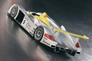 Audi R8 No9 LM 2nd 2000  le mans miniatures Resinekit 1/24