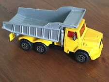Majorette Camion Scania Benne 1/60eme