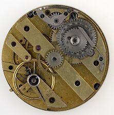 Swiss complicato CILINDRO brevettato movimento RICAMBI e riparazioni q43