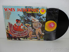 MARIACHI TEPATITLAN Sones Jaliscienses LP FM Records 123 NM Mexico pressing