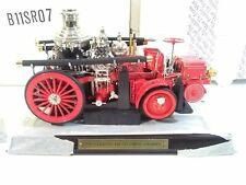 Franklin Mint Precision Models 1912 Christie Front Drive Steamer Fire Engine