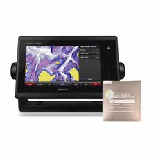 Garmin GPSMAP 7408, J1939, 8 дюймов (примерно 20.32 см), Gps картплоттер lakevu карта комплект 010-01305-10
