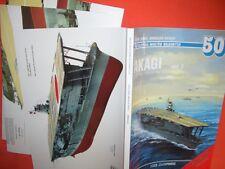 Monografia monografia intitolata Eow 50, travi Akagi vol.2 inglese! di AJ Press