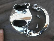 Steering stem chrome cover PCX150 pcx 150  Honda 2013 09-13 #N4