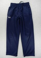Under Armour Loose Fit Casual Fitness Sweat Pants (Mens Medium) Blue